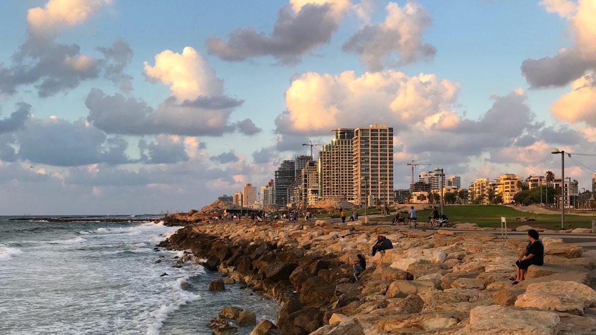 Tel Aviv_Strand_Israel