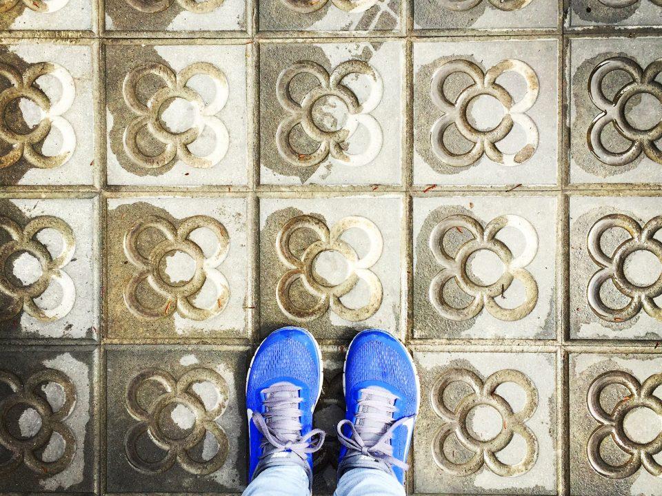 Bürgersteig_Barcelona
