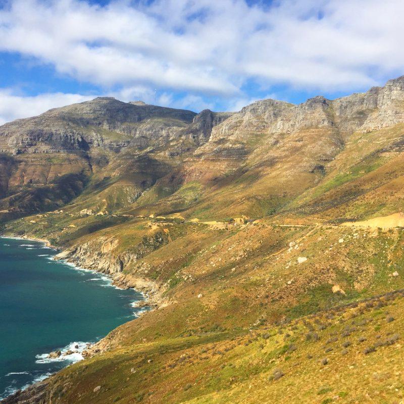 Chapman's Peak Drive_Südafrika