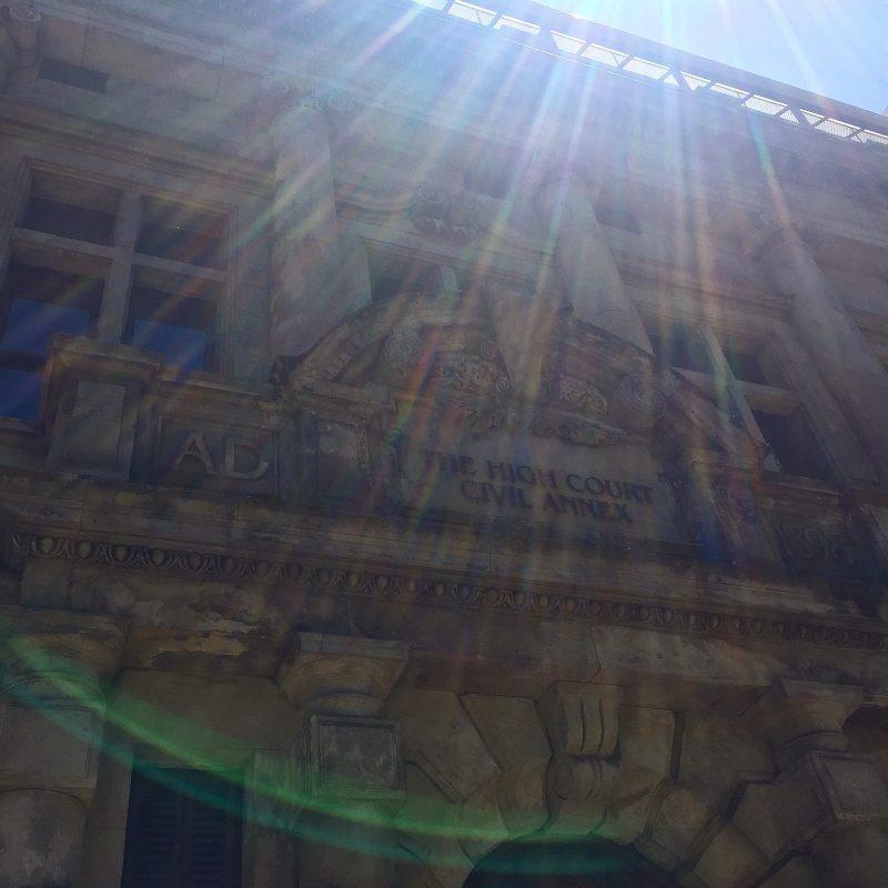 Oberster Gerichtshof_Kapstadt