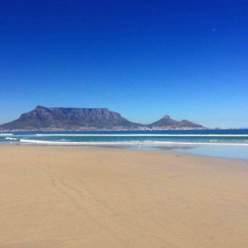 Bloubergstrand_Südafrika_Atlantik