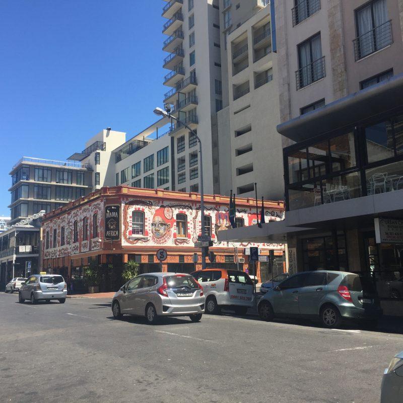 Long Street_Kapstadt