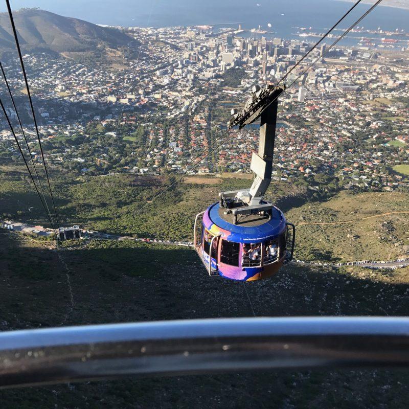 Südafrika_Tafelberg_Gondel