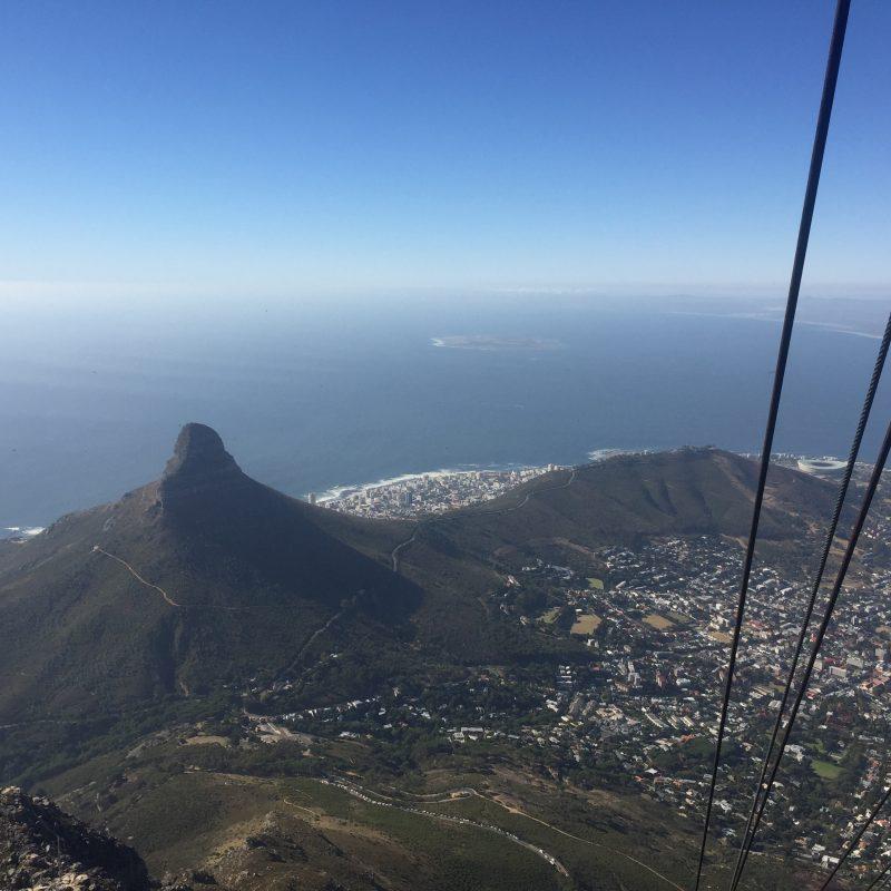 Tafelberg Seilbahn_Kapstadt