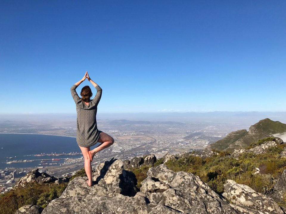 Blick auf Kapstadt_Atlantik